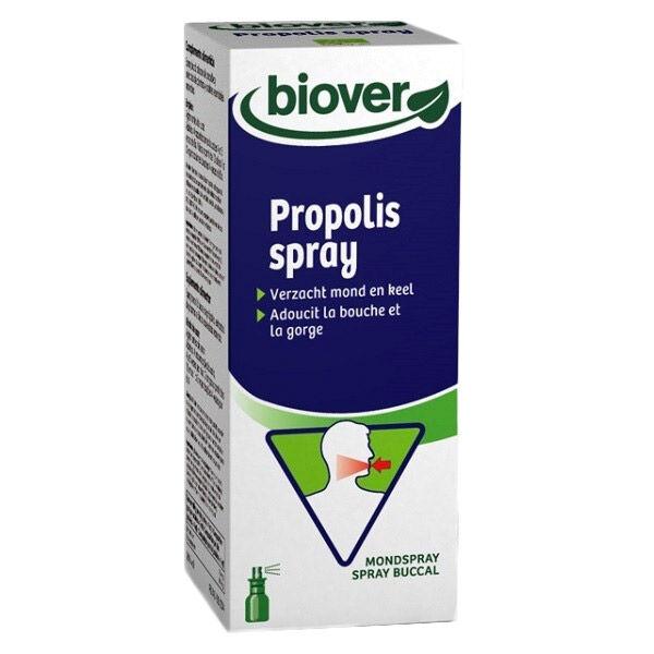 Biover Wintercare Propolis Liquid Spray Buccal Bio 23ml