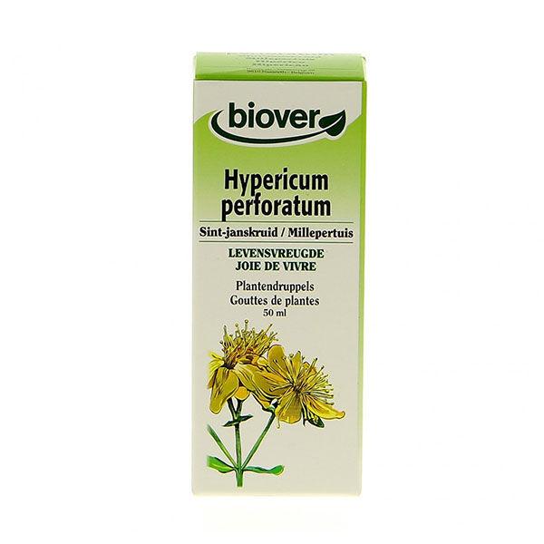Biover Millepertuis - Hypericum Perforatum Teinture Bio 50ml
