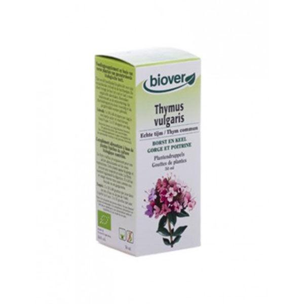 Biover Thym - Thymus Vulgaris Teinture Bio 50ml