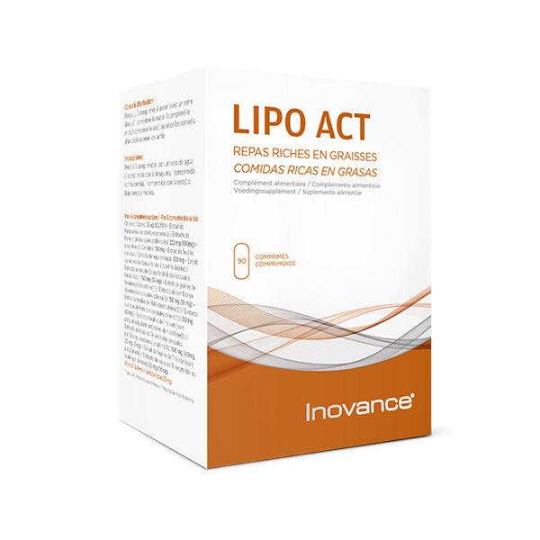 Inovance Lipo Act 90 comprimés