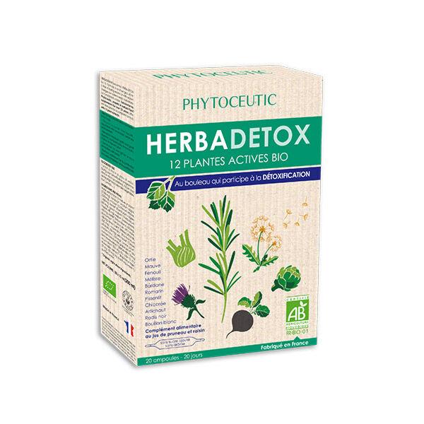 Phytoceutic Bio Herbadetox 20 ampoules