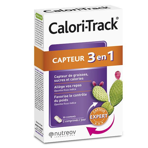 Nutreov Physcience Calori-Track Capteur de Graisses Sucres & Calories 30 comprimés