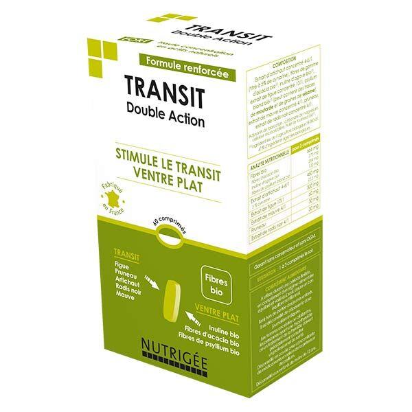 Nutrigée Transit Double Action 60 comprimés