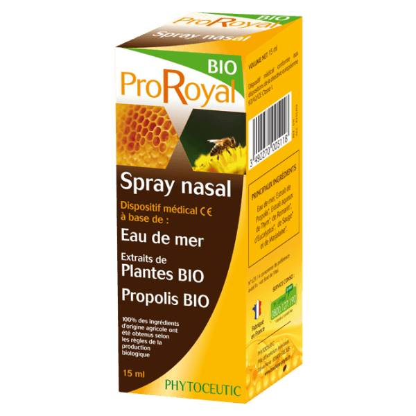 Pro Royal Bio Spray Nasal 15ml