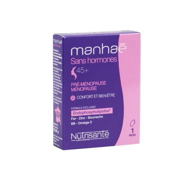 Nutrisanté Manhaé Ménopause 30 capsules