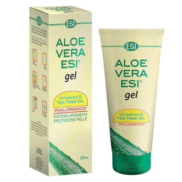 ESI Aloe Vera Gel Tea Tree et Vitamine E 200ml