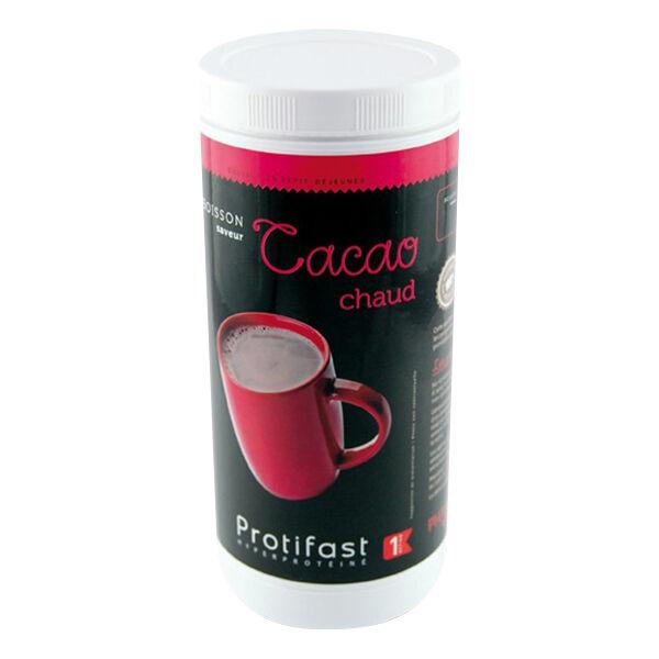 Protifast Boisson Hyperprotéinée Cacao Chaud Pot 500g