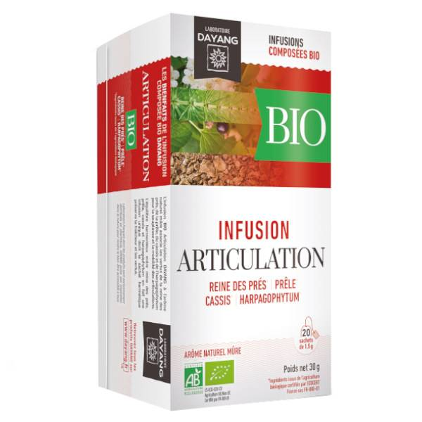 Dayang Infusion Bio Articulation 20 sachets