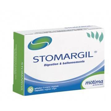 Motima Stomargil 30 gélules