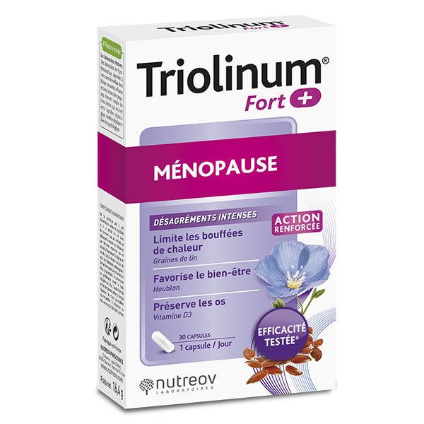 Nutreov Physcience Triolinum Fort+ 30 capsules