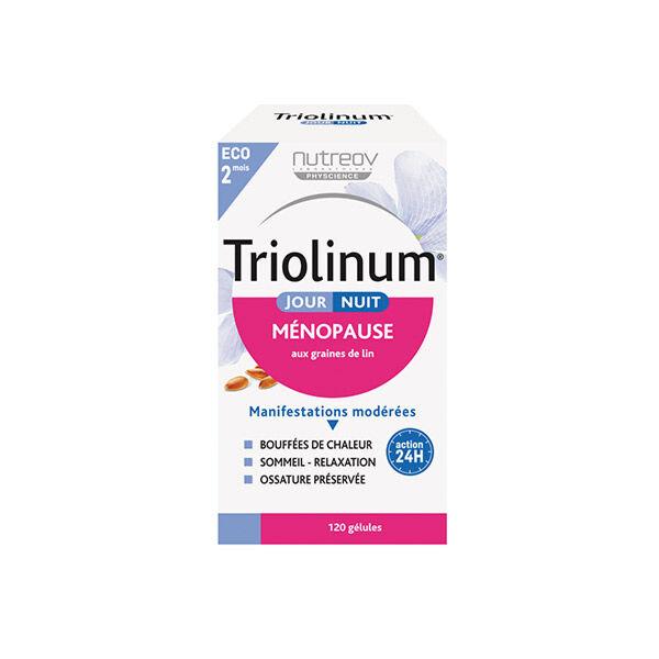 Nutreov Physcience Triolinum Jour et Nuit 120 gélules