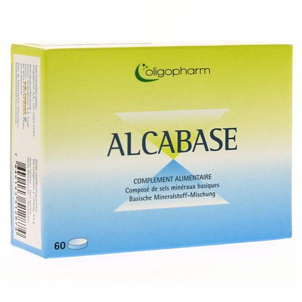Oligopharm Alcabase Complément Alimentaire 60 comprimés
