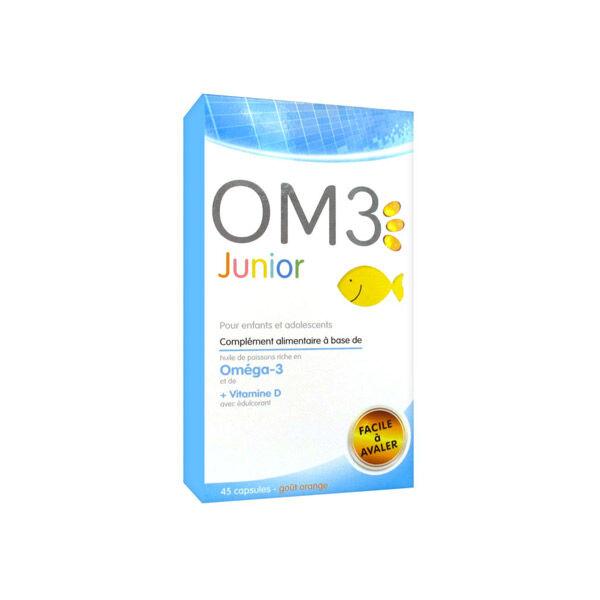 OM3 Junior 45 capsules