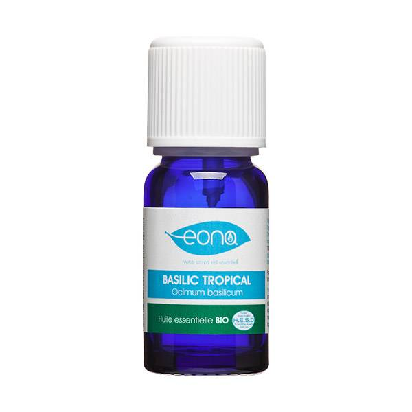 Eona Huile Essentielle Basilic Tropical Bio 10ml