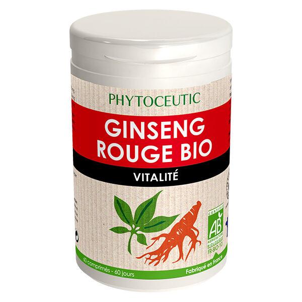 Phytoceutic Bio Ginseng Rouge 60 comprimés