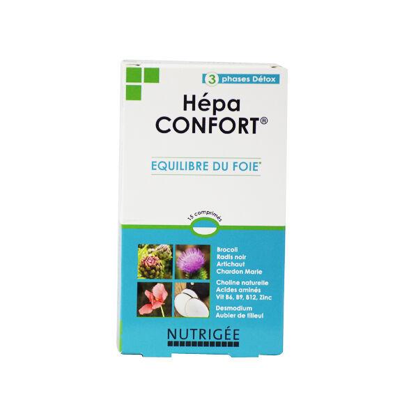 Nutrigée Hépa Confort 15 comprimés