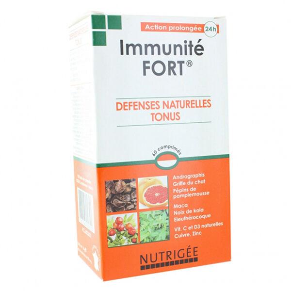 Nutrigée Immunité Fort 60 comprimés