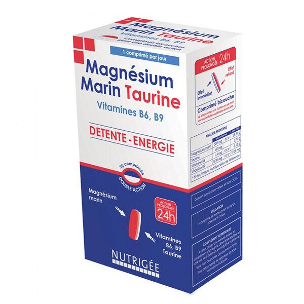 Nutrigée Magnésium Marin Taurine 30 comprimés