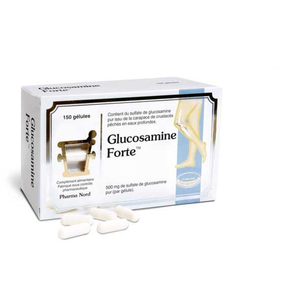 Pharma Nord Glucosamine Forte 150 gélules