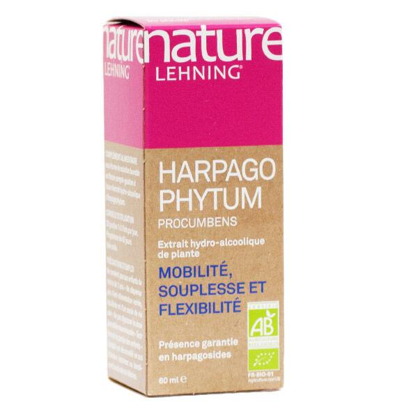 Lehning Nature Harpagophytum Procubens Extrait de Plante Active 60ml