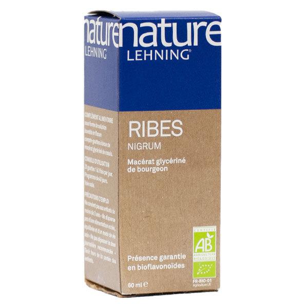 Lehning Nature Ribes Nigrum Macérat Glycériné 60ml