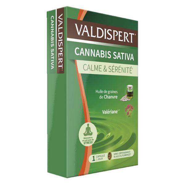 Vemedia Valdispert Calme & Sérénité 24 capsules