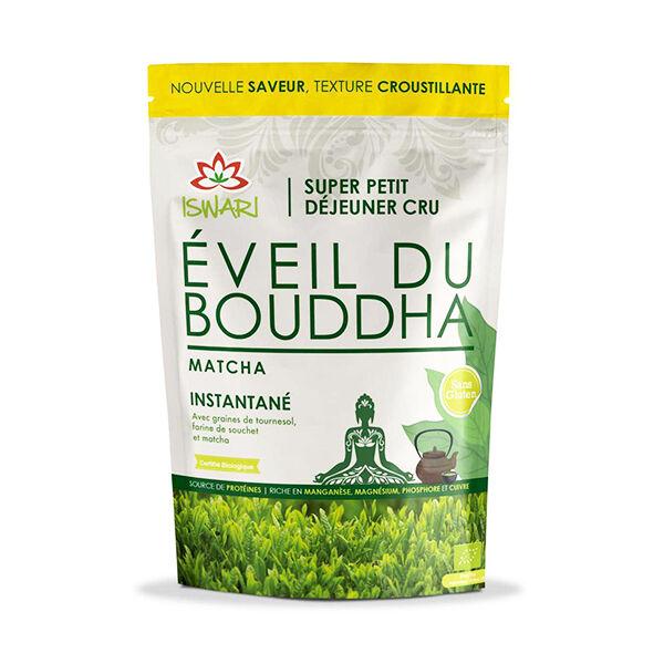 Iswari Eveil du Bouddha Matcha Bio 360g