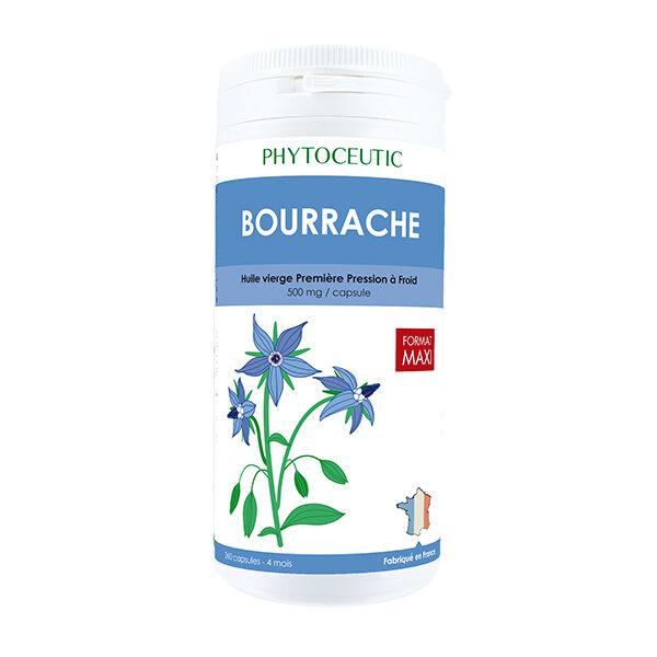 Phytoceutic Huile de Bourrache 360 capsules