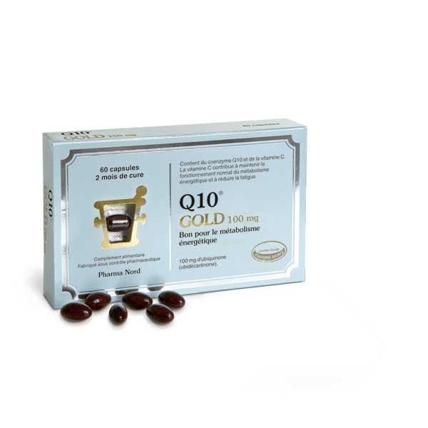 Pharma Nord Q10 Gold 100mg 60 capsules