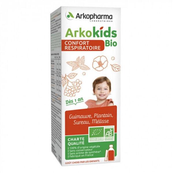 Arkopharma Arkokids Sirop Confort Respiratoire Bio 100ml