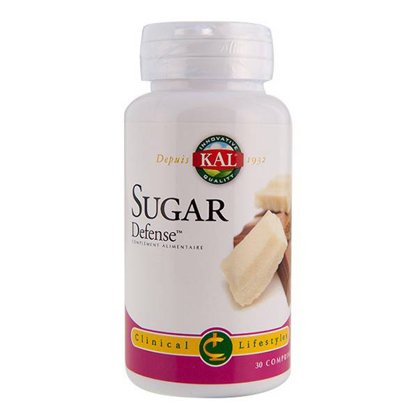 Kal Sugar Défense 30 comprimés