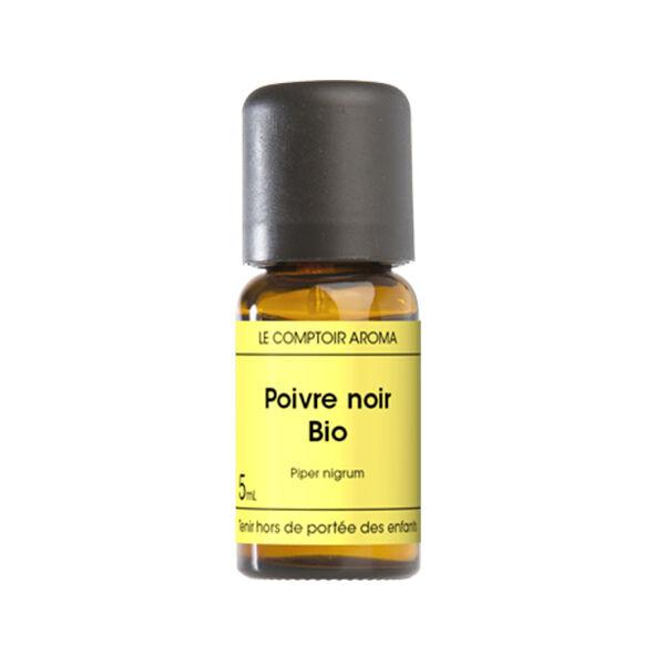 Le Comptoir Aroma Huile Essentielle de Poivre Noir Bio 5ml