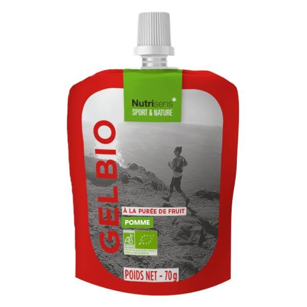 Nutrisens Sport & Nature Gel Bio Pomme 70g