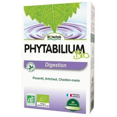 Biotechnie Phytabilium Bio Digestion 20 ampoules