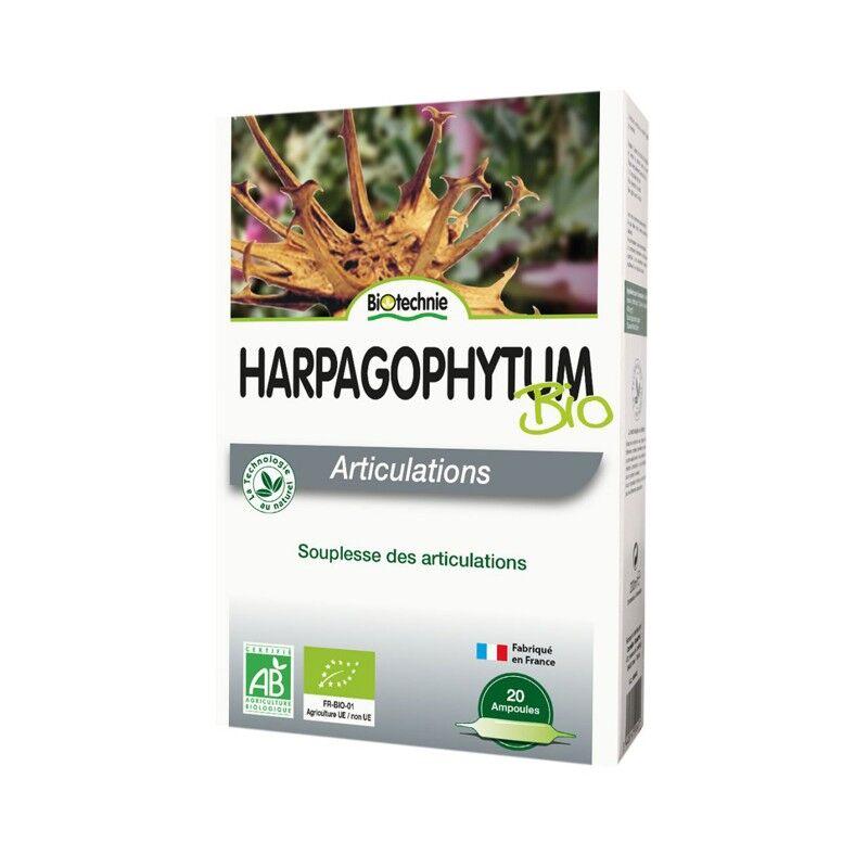 Biotechnie Harpagophytum Bio Articulations 20 ampoules