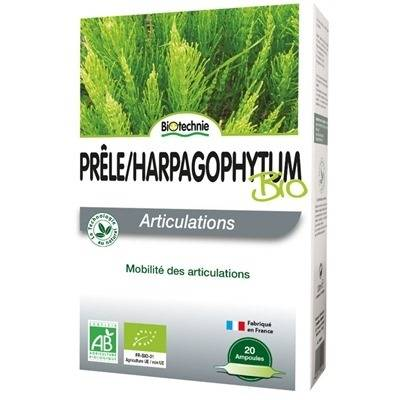 Biotechnie Prêle et Harpago Bio Articulations 20 ampoules