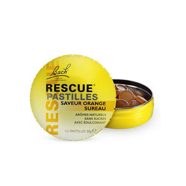 Rescue Pastilles Orange Sureau 50g