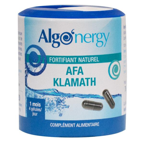 Tonic Nature Klamath Algues 120 gélules