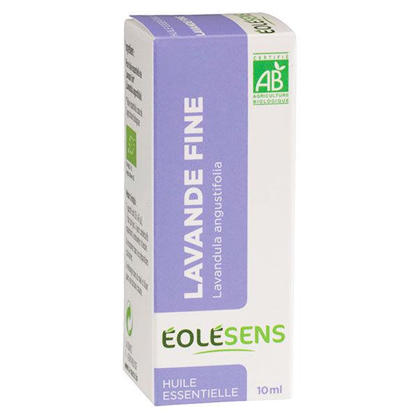Eolésens Huile Essentielle Lavande Fine Bio 10ml
