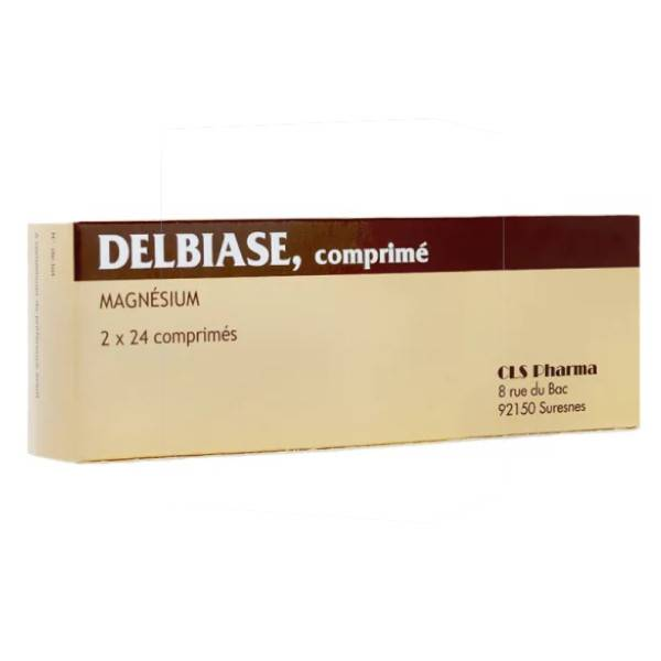 DB Pharma Delbiase 48 comprimés