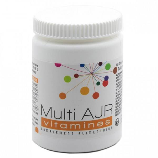 Protifast Vitamines Multi AJR 60 gélules