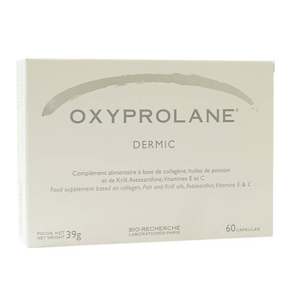 Bio-Recherche Oxyprolane Dermic 60 capsules