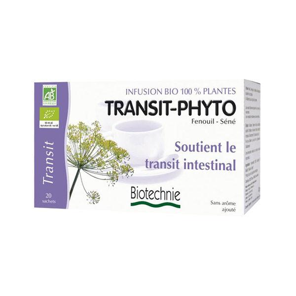 Biotechnie Infusion Transit Phyto Bio 20 sachets