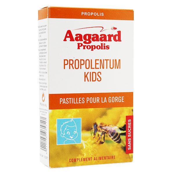 Aagaard Propolis Propolentum Kids 30 pastilles