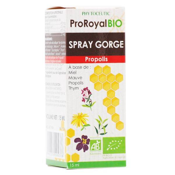 Pro Royal Phytoceutic ProRoyal Bio Spray Oral 15ml