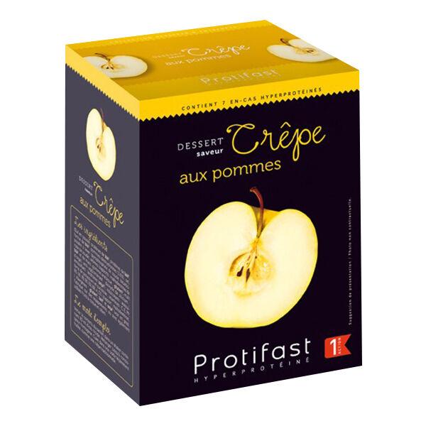 Protifast Dessert Crêpe aux Pommes 7 sachets