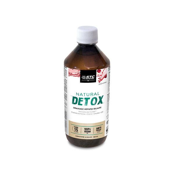 STC Nutrition Natural Detox Saveur Cerise 500ml