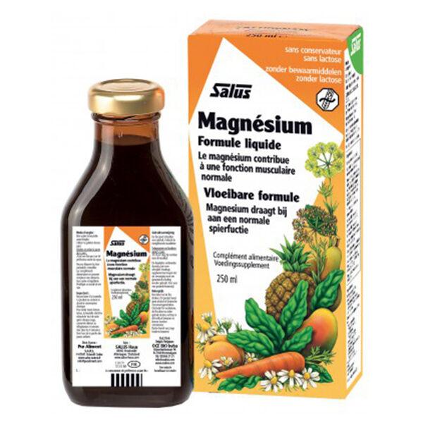 Salus Toniques Magnésium 250ml