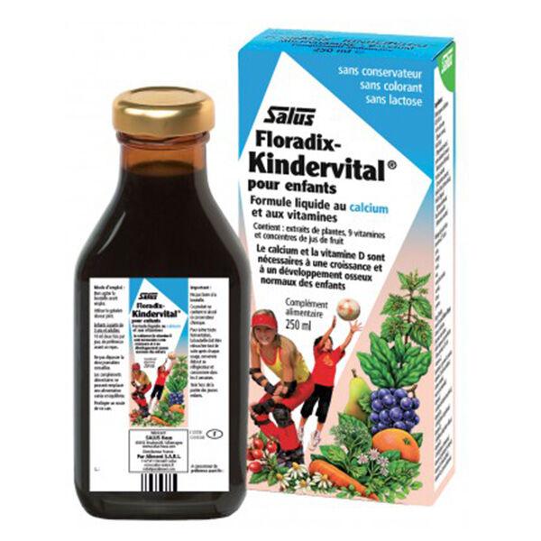 Salus Toniques Floradix- Kindervital 250ml