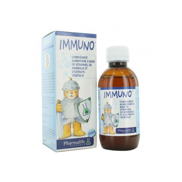 Pharmalife Immuno Bébé 200ml